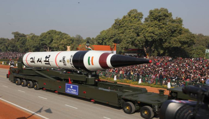 Why is China rattled by the Agni V missile launch