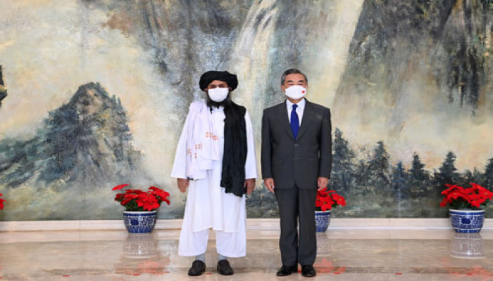 China Senses a Strategic Opportunity in Afghanistan